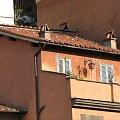 domek na zatybrzu #rzym #roma #włochy #italia #dom #okna #zatybrze #trastevere