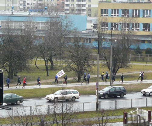 #bieg #Chomiczowka