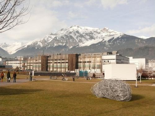 Kristallwelten #Alpy #Narty #Zillertal #Swarovski