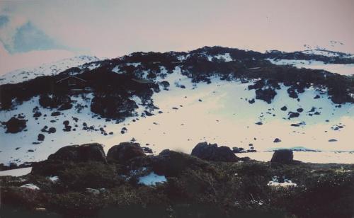 W Australii góry niezbyt wysokie, Parisher