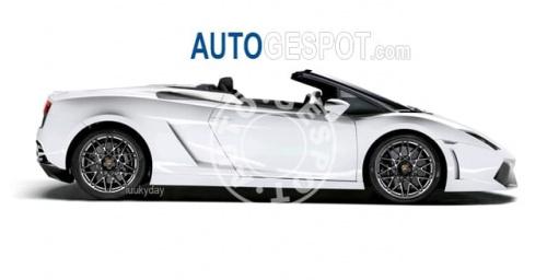 Gallardo LP560-4 Spyder / wizje