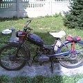 Komar na pedaly rocznik 1960-1963 #komar