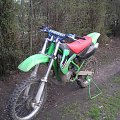 Kawasaki #kawasaki #DoSprzedania #motocykl #cross