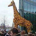 #berlin #żyrafa #lego