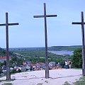 #krzyż #krzyże #KazimierzDolny #WidokNaKazimierzDolny #rzeka #Wisła