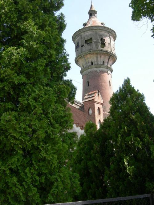 Wieża ciśnień - Drezdenko 610157ec7d871aedmed
