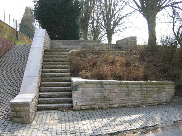 Mennevret cmentarz Francja polegki I. wojna światowa #cmentarze