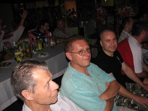 Euro2008 Polska-Niemcy - kibicowanie w Sambie