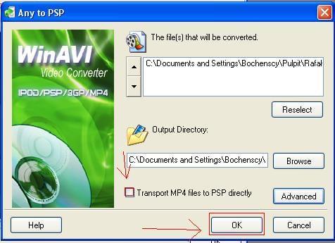 WinAVI 3GP/MP4/PSP/iPod Video Converter is software for MP4/3GP. 3 Сообщен