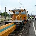 W przerwie #wagon #pomiarowy #gdański #warszawa #pkp #kolej #dni #techniki