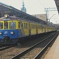 27.06.2008 (Gdańsk Gł) EN57-1XXX + EN57 jako pociąg SKM do Rumi, stoi gotów do odjazdu. #EN57 #PKP #SKM #Gdańsk #kolej