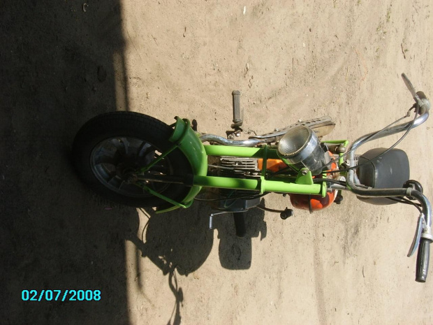 motoryna na blombach silnik 023 #motorynka