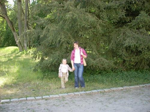 To ja z moją córeczką