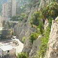 Skała była naprawdę stroma #MonacoIMonteCarlo