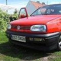 #czerwień #czerwony #golf #golfik #majówka #mk3 #opole #red #tył #volkswagen #vwgolf #vwmania #zawadzkie #żędowice #bok #przód
