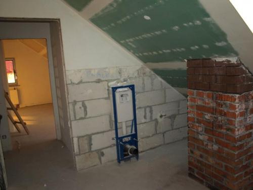 łazienka.... wejście pierwotnie jest na innej ścianie