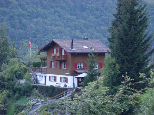 Engelberg:) nasz domek.