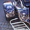#MotocyklAirbrush #chrom #czacha