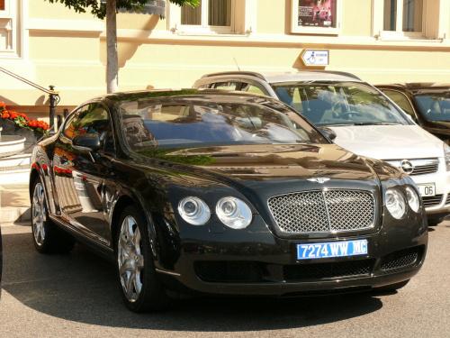 Bentley #MonacoIMonteCarlo