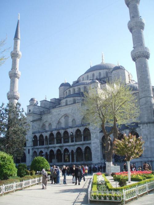 Turcja - Haga Sophia